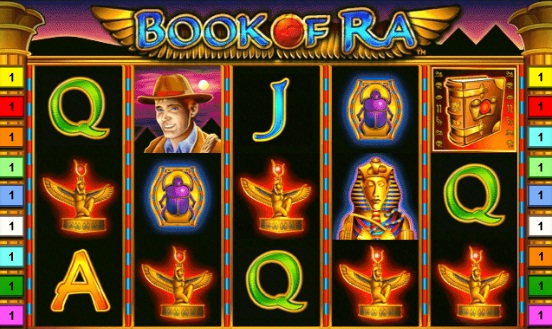 Book of ra gokkast