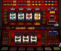 Simply Wild 5 euro bonus