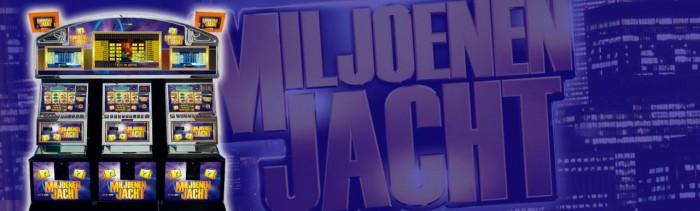 Miljoenenjacht gokkast