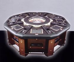 Megastar G3 roulette automaat