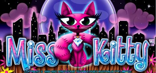 Miss Kitty gokkast bij Funtastic