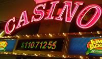 Jumbo Jacckpot sign at Palace Station Hotel and Casino, Las Vegas, Nv.